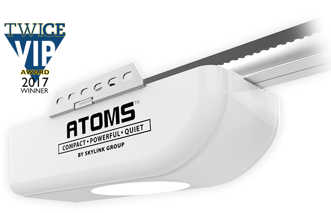 Garage Door Opener Atoms -
