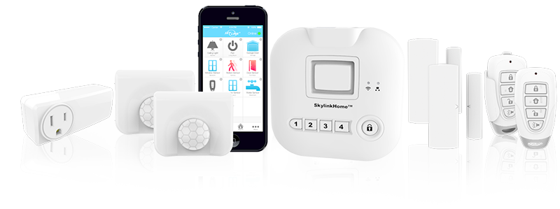 Alarm System Starter Kits