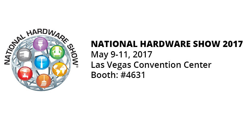 National Hardware Show 2017 - Connected Home SkylinkNet Alarm