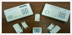 Complete Wireless Alarm System SC-1000
