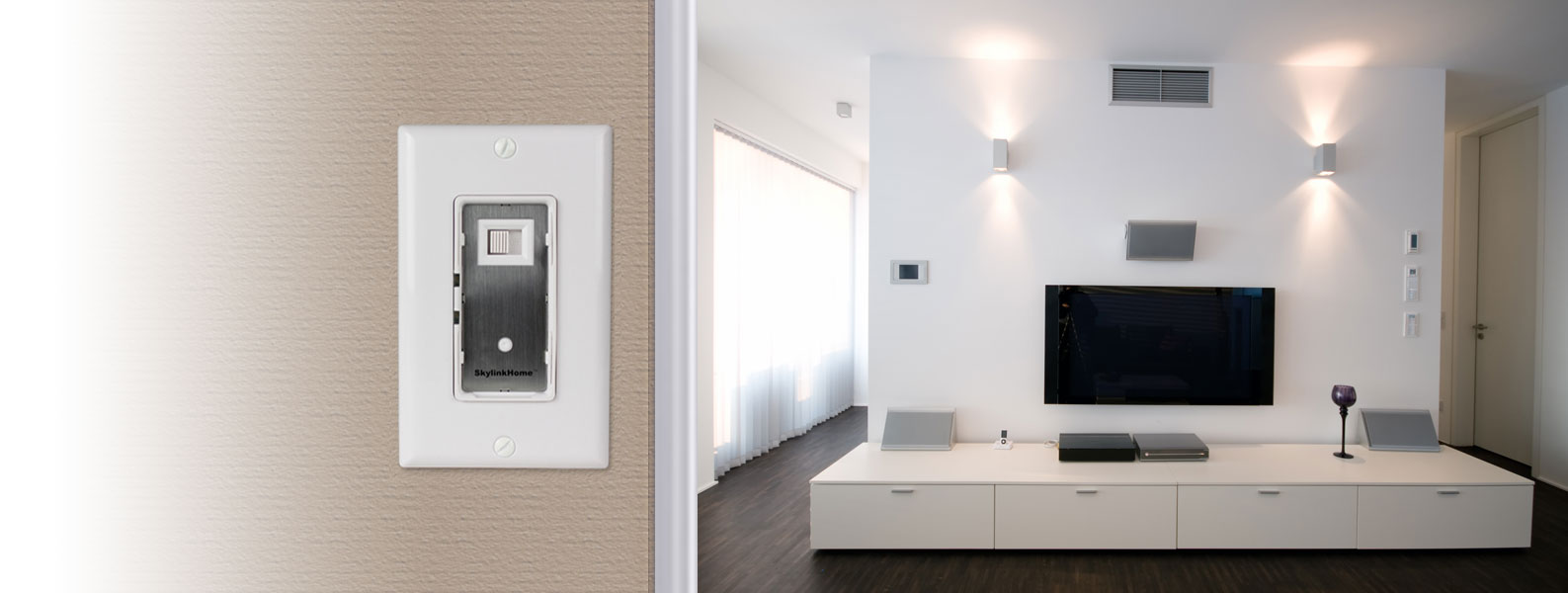 Wall Switch Receivers - Home Automation System Receivers