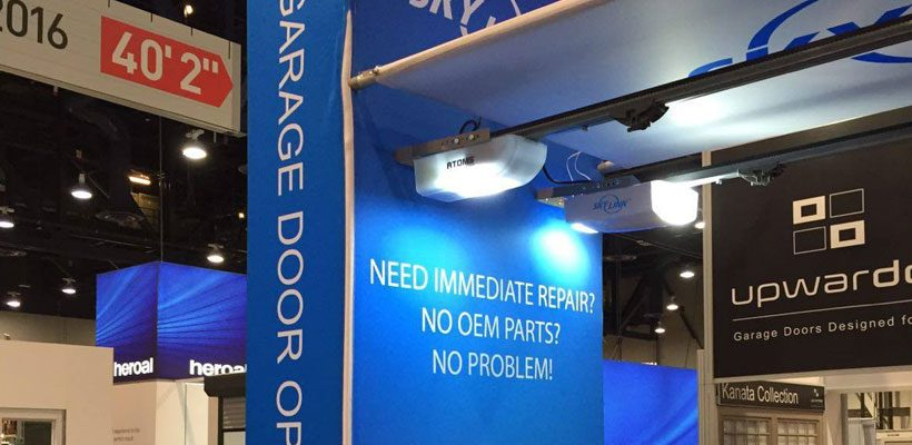International Door Association Expo 2016