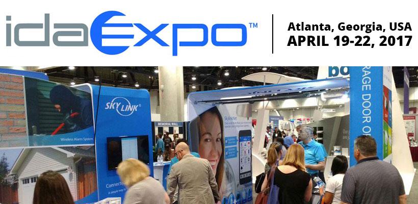 International Door Association Expo 2017 & International Door Association Expo 2017 - Skylink Products Pezcame.Com
