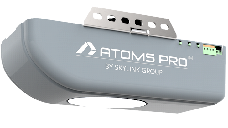Garage Door Opener Atoms Pro Opening The Garage Of Tomorrow